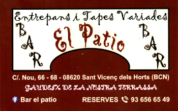 Bar El Patio