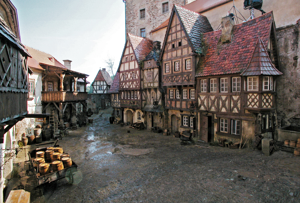 German Village Napoleonic 1 000 678 Pixels