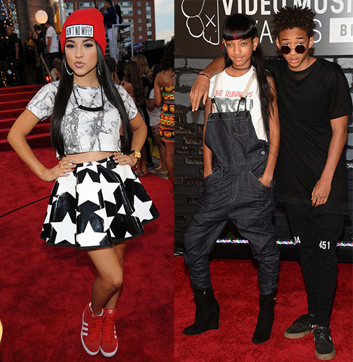 Becky G And Jaden Smith | www.imgkid.com - The Image Kid ...
