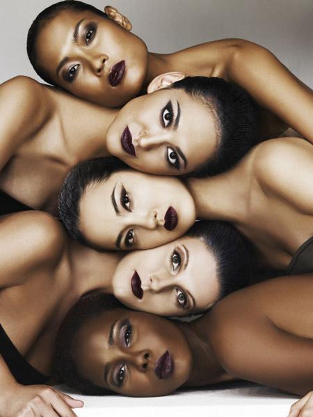 diferentes tipos de piel