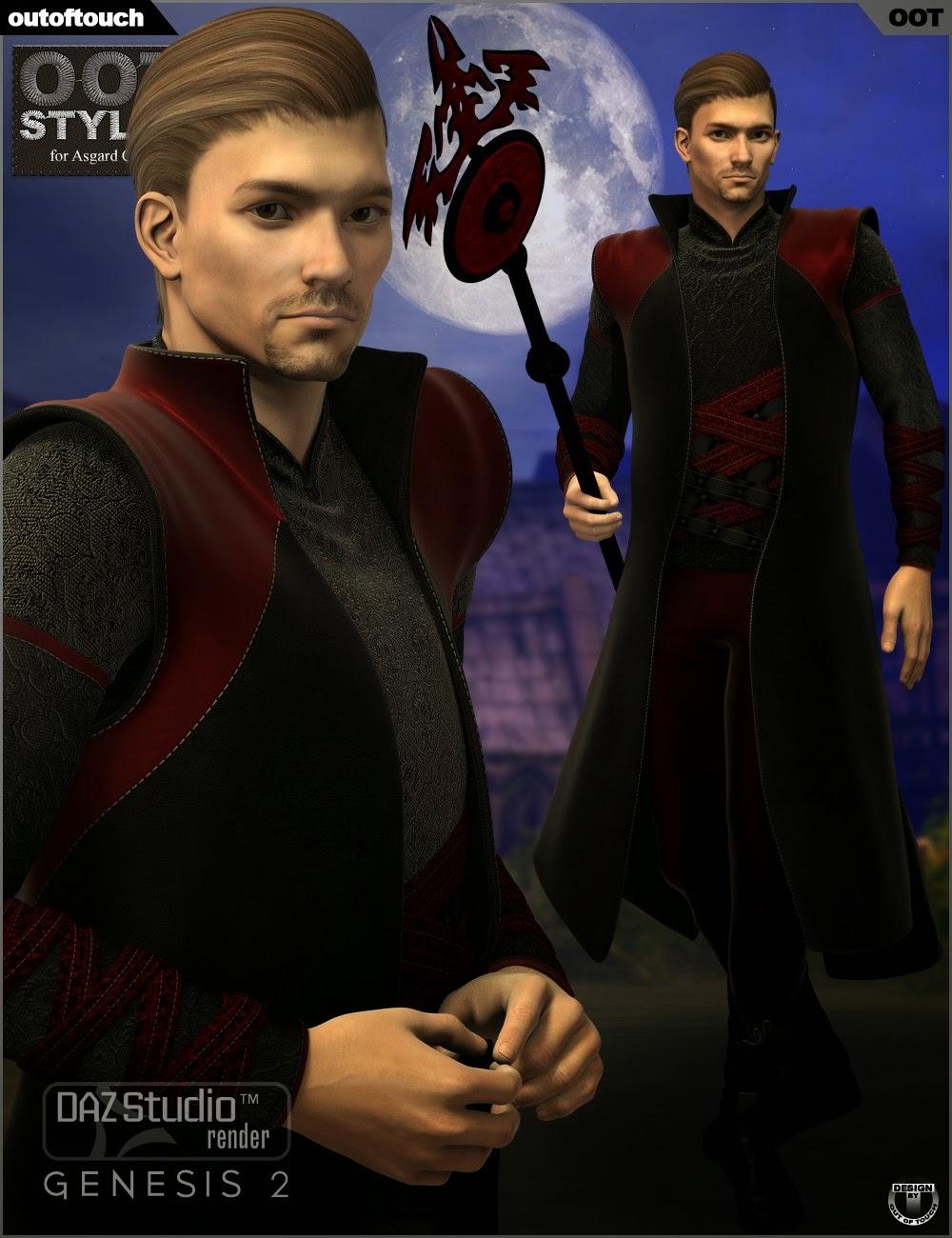 Styles de OOT pour Asgard Clerc