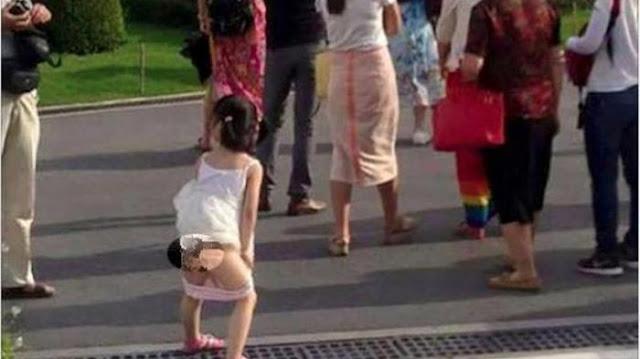Foto Bocah Ini Membuat Orang Thailand Marah Besar ke Orang Chin