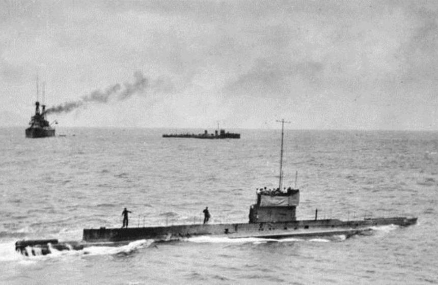 Australian Submarine That Vanished In WWI Located Off Papua New Guinea