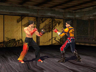 tekken 3 pc game, jin kazma, Fighting games