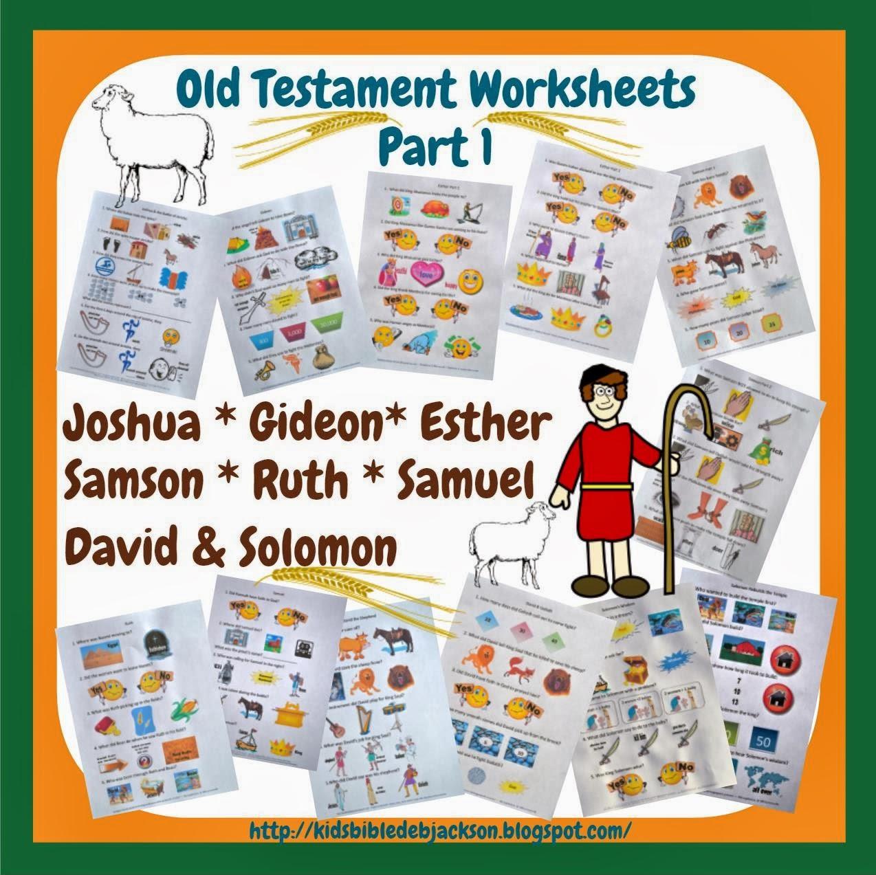 http://kidsbibledebjackson.blogspot.com/2013/11/old-testament-bible-people-worksheets.html