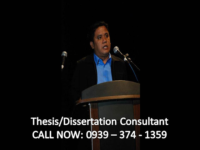 Scope and limitations in thesis | Thesis statement on the declaration ...