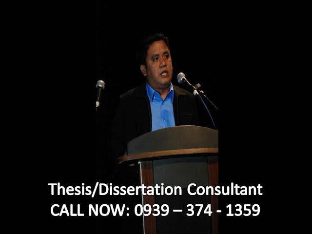 thesis sentence helper