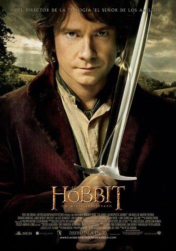 HOBBIT - OCIO EN CASA - CINE: El Hobbit: Un Viaje Inesperado