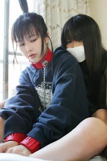 Genshiken Kanako Ono and Chika Ogiue Cosplay by Coa and Chocoball