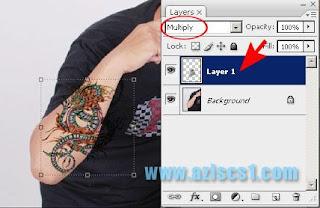 cara mudah mengahapus tato