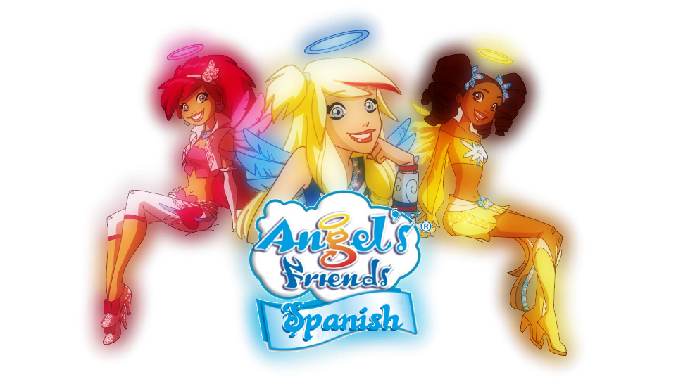 Angels vs Devils // Angel's Friends Spanish