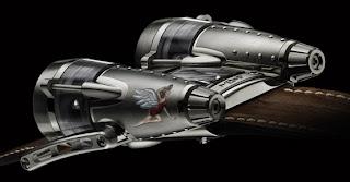 Montre MB&F HM4 Thunderbolt Razzle Dazzle