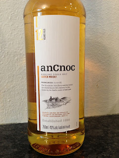 anCnoc 12 Year Scotch Whiskey