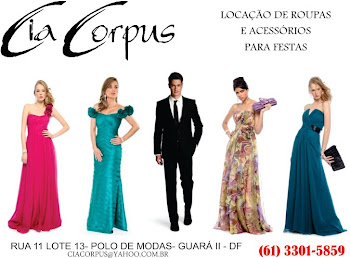Cia Corpus - Locação de roupas e acessórios para festas