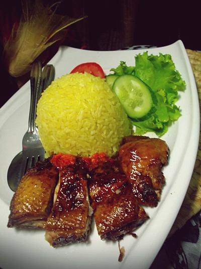 Nasi Ayam Istimewa Fiza S Cooking