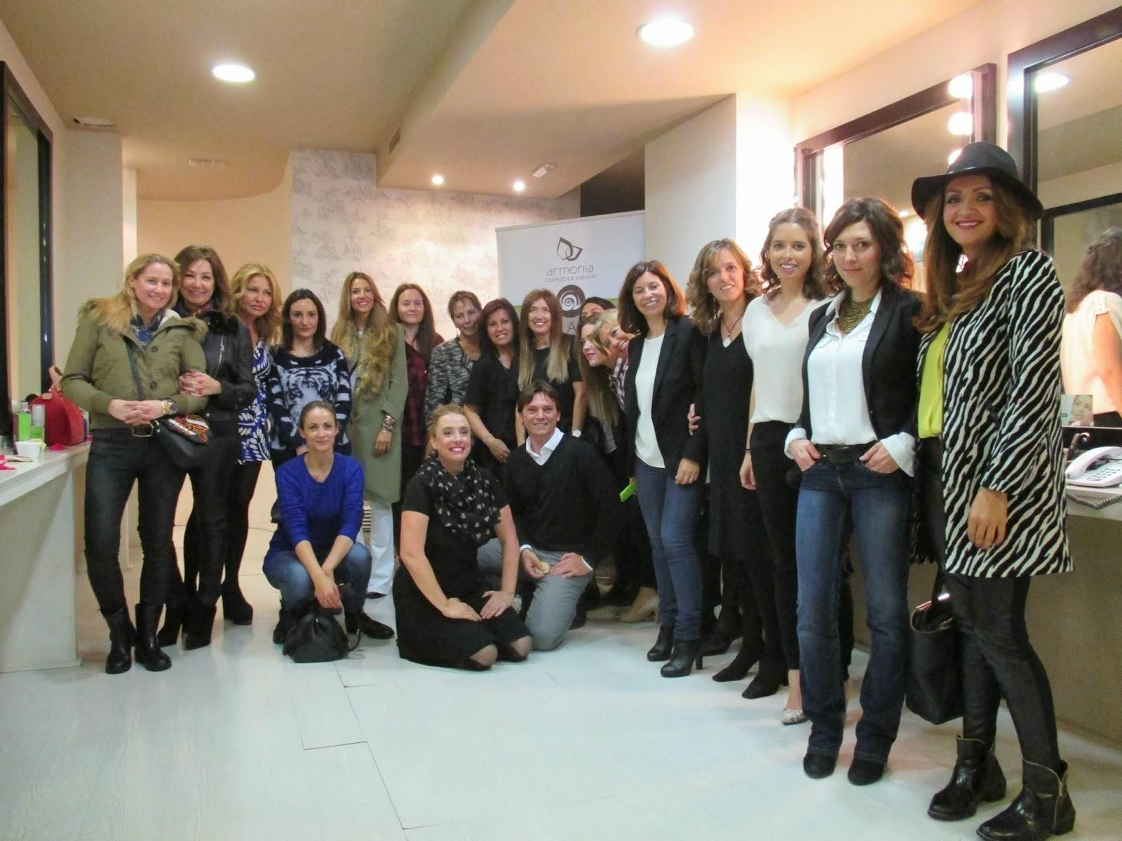 Fiona Ferrer, Teresa de la Cierva, Ana Rosa Quintana, Cristina Tárrega, Carmen Hummer
