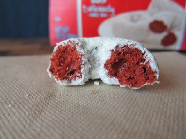 Calories Red Velvet Cake Donut
