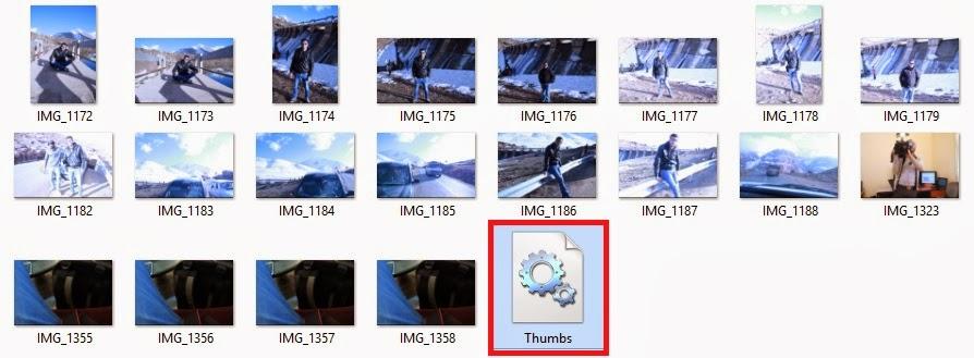 تعرف على خطورة  ملف thumbs.db في حاسوبك