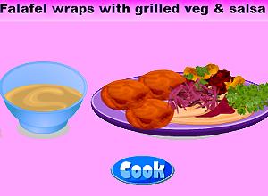 Cocina Durum Falafel