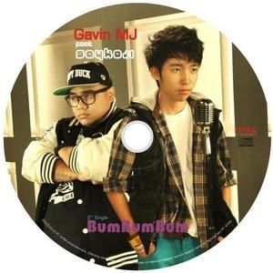 lirik lagu Gavin MJ feat Saykoji - Bum Bum Bum Lyrics