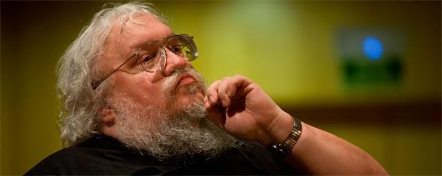 George RR Martin admite que debe acelerar un poco - Juego de Tronos en los siete reinos