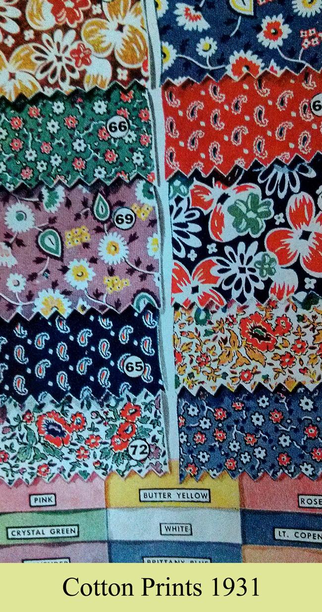 Dating fabric