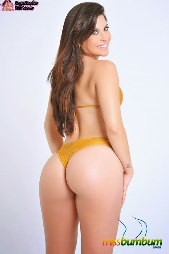 Gatas do Miss Bumbum 2013 foto 14