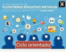 Campus Virtual - Ciclo Orientado