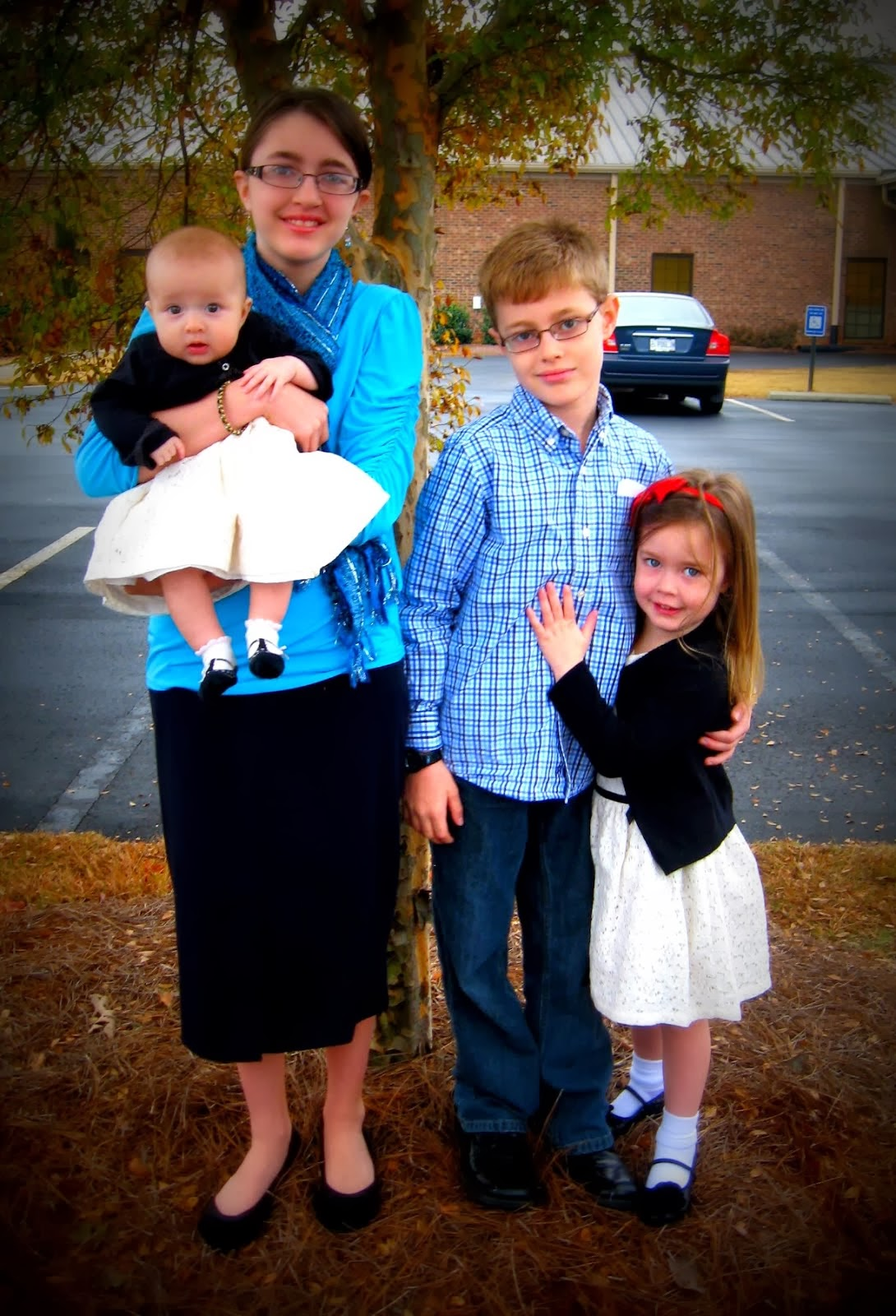 The Pittard Kids November 2013