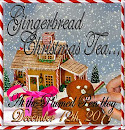 Gingerbread Tea Plumed Pen Dec 12th