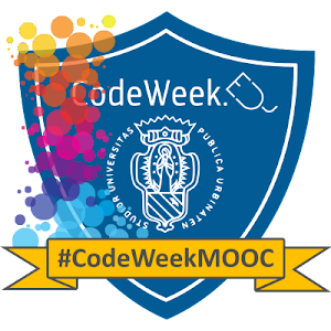 Badge CodeWeek in Your Classroom, Now!