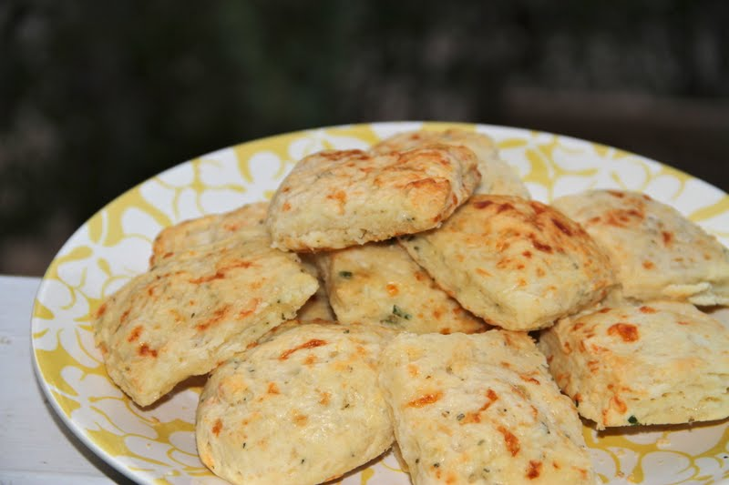 Food Victorian: Cheddar-Rosemary Buttermilk Biscuits