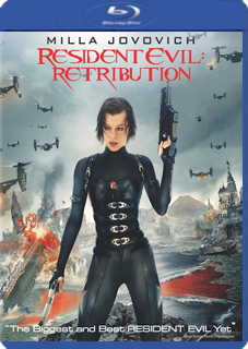 Resident Evil 5: La Venganza [2012] [BrRip] [Latino] [FS-PL]