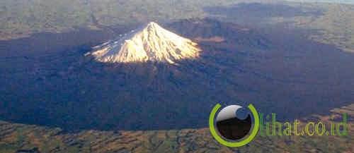 Gunung Taranaki, Selandia Baru