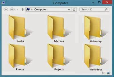 Cara Merubah Warna Folder Pada Windows