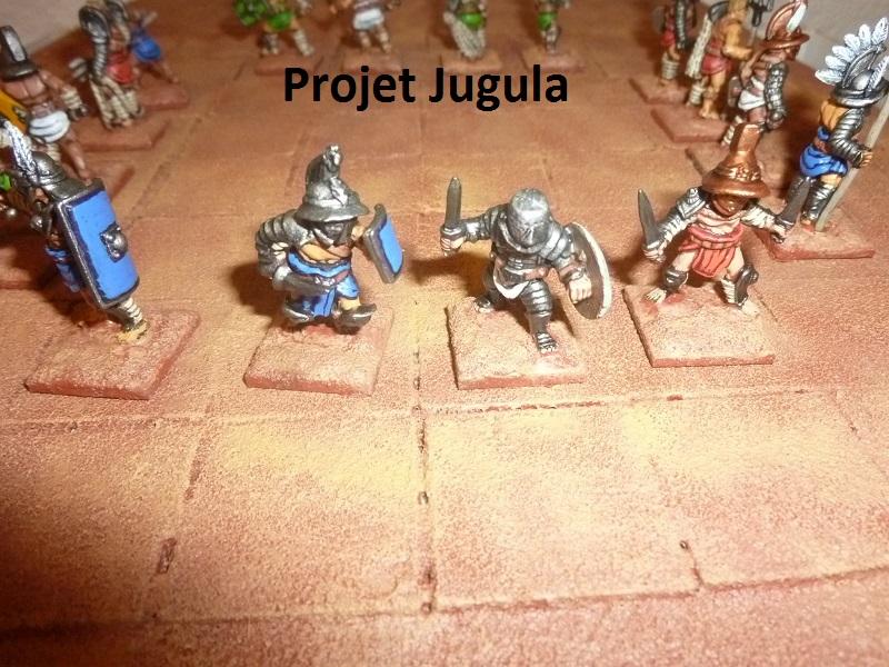 Projet Jugula : Terminé