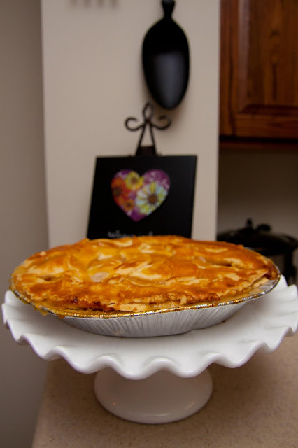 Peach Pie - Paula Deen Recipe