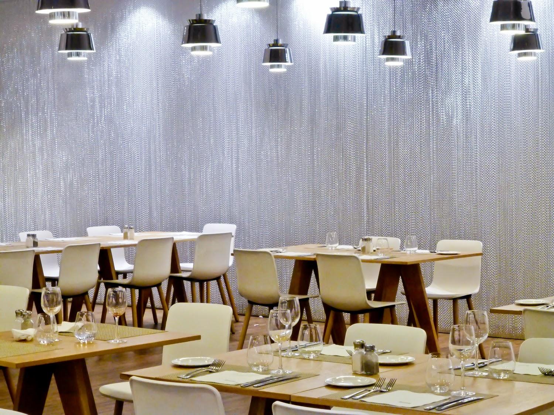 Restaurante Ibaizabal  del Barcelo Bilbao Nervion