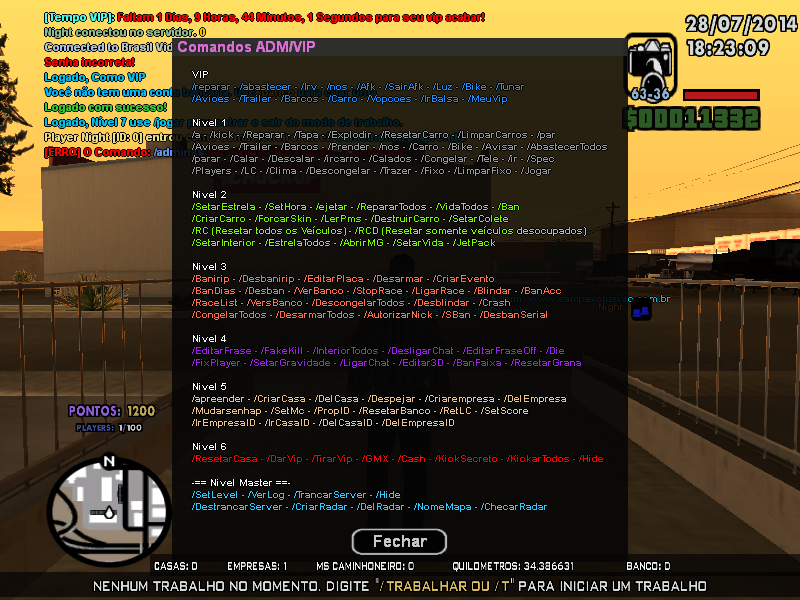 [GameMode] Brasil Vida De Cargas. 2