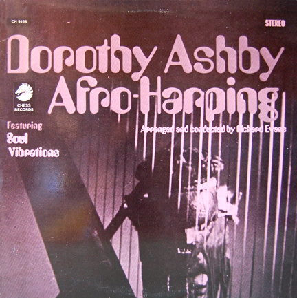 Dorothy Ashby The Fantastic Jazz Harp Of Dorothy Ashby