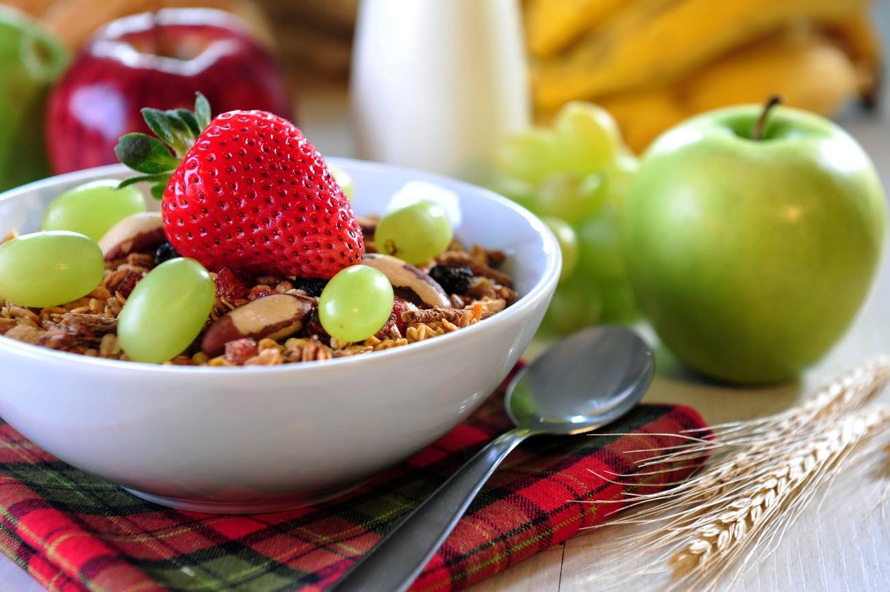 Alimentos que te harán bajar de peso en el desayuno