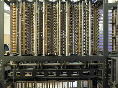 Babbage Difference Engine #2