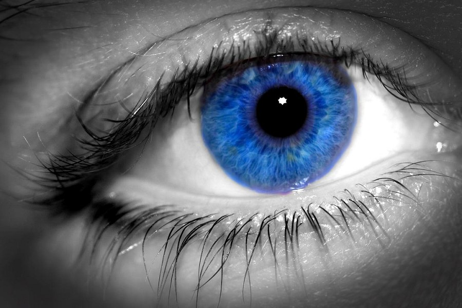 the refreshing happiness of blue eyes 44 beautiful eyes photography - eyes are the mirrors of heart one can think to hide their happiness or sorrows but their eyes will show their conditions.