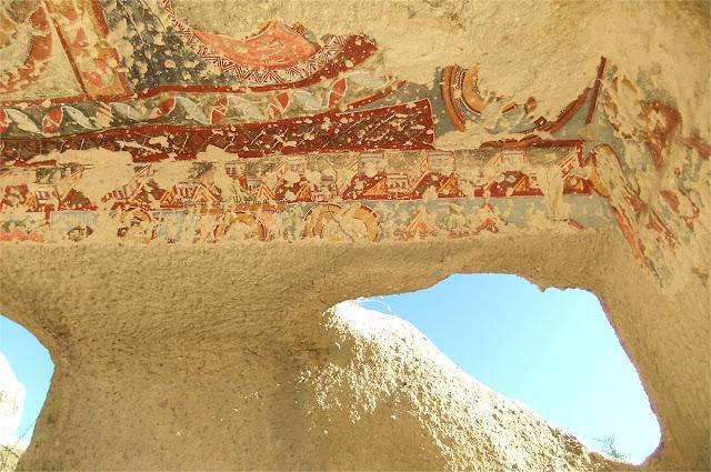 Museo al Aire Libre de Göreme - Capadocia