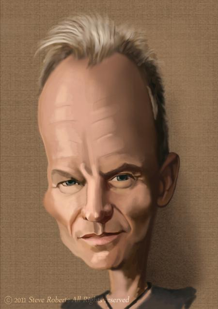Sting - Star Profile