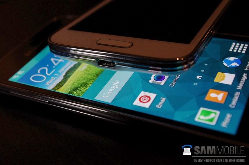 Galaxy S5 Mini Görselleri Ve Özellikler