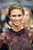 Karlie Kloss Hairstyle
