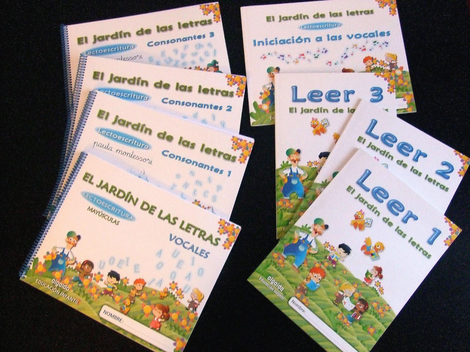 La domadora de cuentos el jard n de las letras algaida for El jardin de las letras