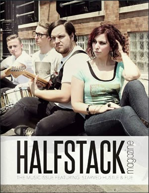 Halfstack Magazine Fall 2014