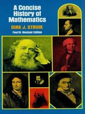 Σύντομη ιστορία των μαθηματικών Dirk J Stuik